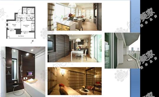 东京涩谷公寓234万人民币,可申请银行贷款
