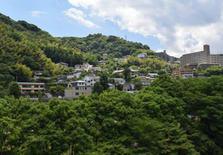 日本神奈川县汤河原温泉酒店(未公开)