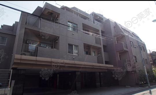 东京丰岛巢鸭公寓223万人民币