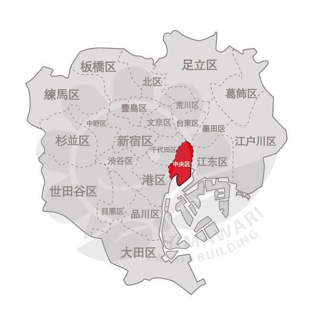 东京 中央区
