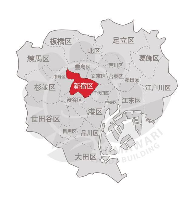 东京都 新宿区
