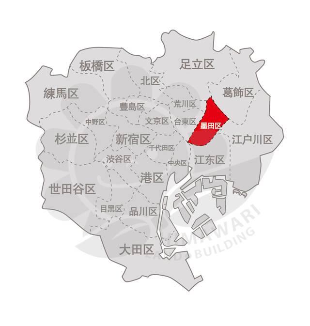 东京都 墨田区