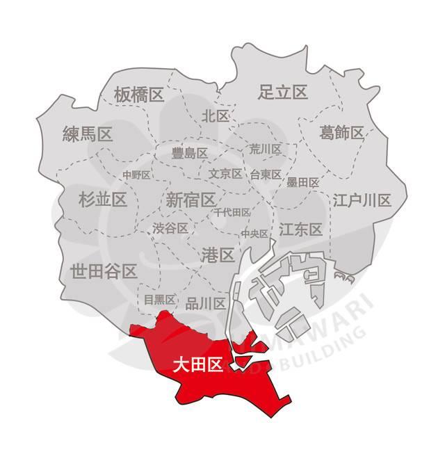 东京 大田区