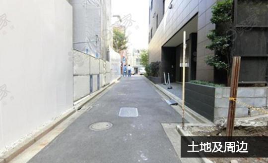 东京中央浅草桥土地359万人民币
