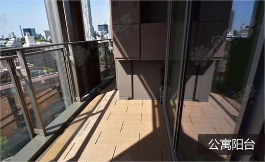 东京港区六本木高级公寓1538万人民币
