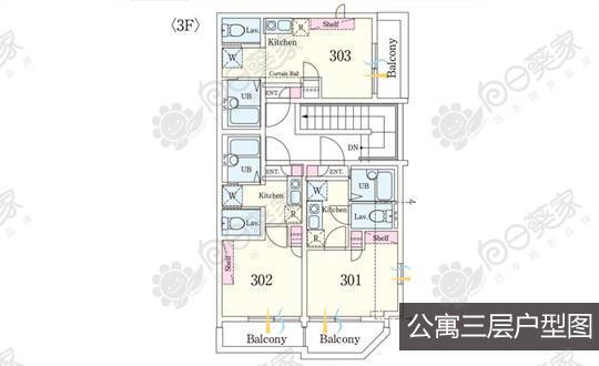 东京江户川区北小岩新建公寓整栋608万人民币(已售)