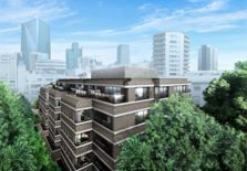 东京港区六本木高级公寓1098万人民币起