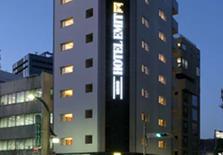 日本东京都台东区上野新建酒店(已售)