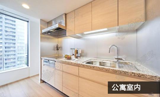 东京中央区勝どき新建高级公寓413万人民币
