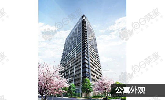 东京中央区八丁堀新建高级公寓1094万人民币