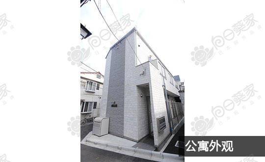 东京中野区中野公寓整栋891万人民币(已售)