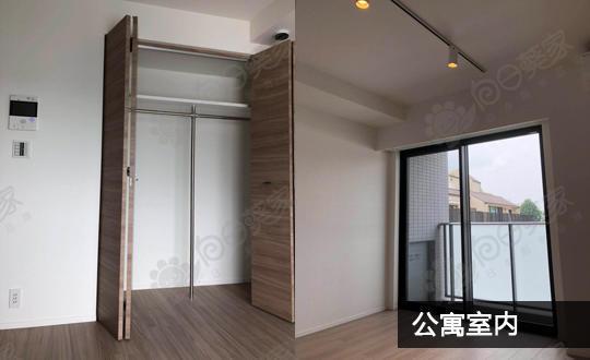 东京都目黑区中目黑公寓227万人民币起