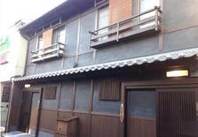 日本京都市下京区鸟丸口简易旅馆(已售)