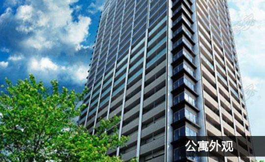 东京中央区八丁堀公寓525万人民币