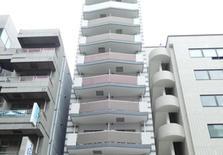 日本东京都港区田町1居室公寓