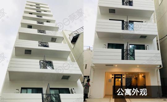 东京都台东区藏前新建公寓整栋3613万人民币,可贷款(已售)