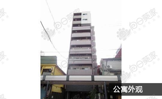 日本东京都台东区浅草2居室公寓