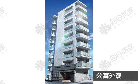 日本东京都墨田区曳舟1居室公寓