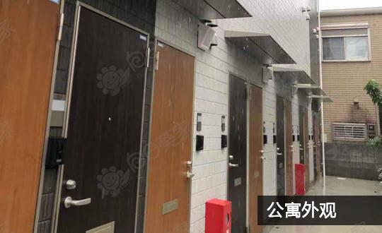 日本东京都中野区中野公寓整栋