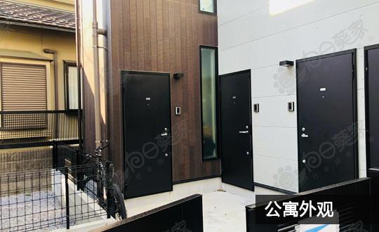 首付200万人民币贷款购买430万东京都江户川区公寓整栋