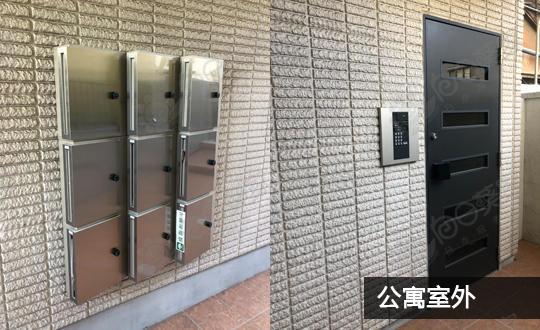 首付700万人民币贷款购买1588万东京都新宿区公寓整栋