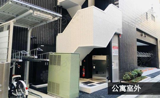 东京都中央区高级公寓10套3537万人民币