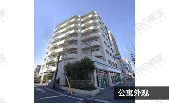 日本东京都练马区北町公寓