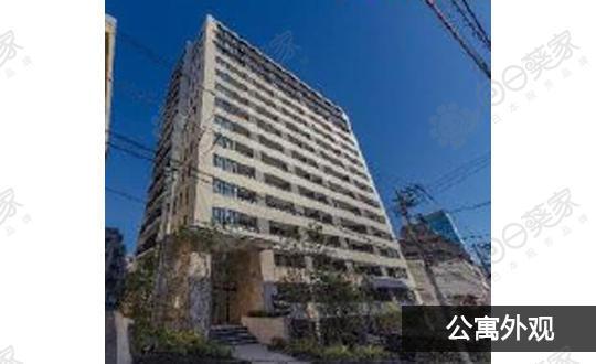 日本东京都文京区汤岛3居室公寓