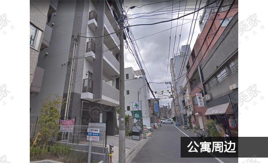 日本东京都墨田区菊川公寓整栋