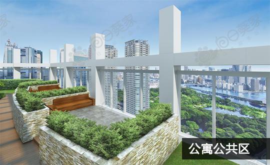 首付800万人民币贷款购买1500万东京都港区滨松町高级公寓