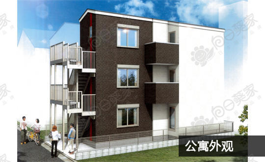 日本东京都台东区南千住公寓整栋