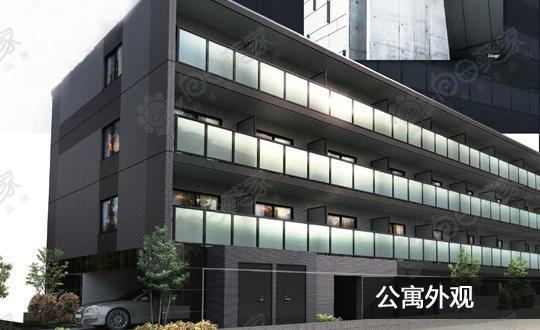 东京都板桥区冰川町公寓183万人民币
