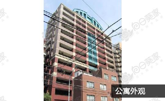日本东京都涩谷区惠比寿3居室公寓