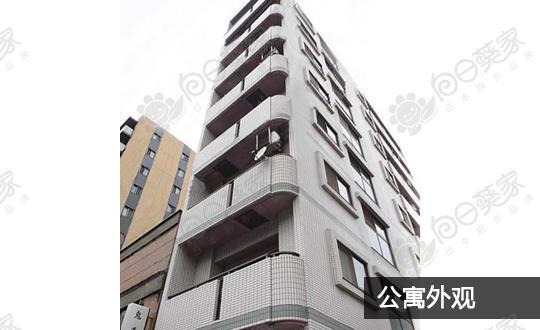 日本东京都台东区浅草1居室公寓