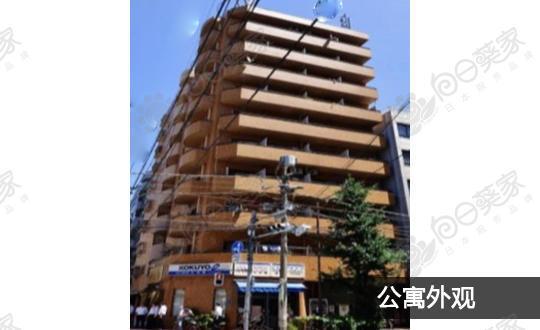 日本东京都千代田区浅草桥公寓