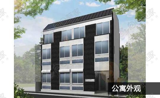 日本东京中野区本町公寓整栋(已售)