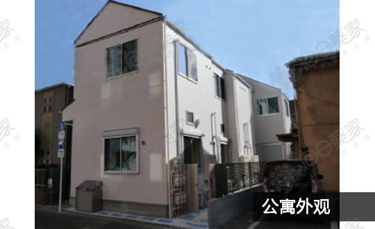 首付460万人民币贷款购买930万东京都中野区中野坂上公寓整栋
