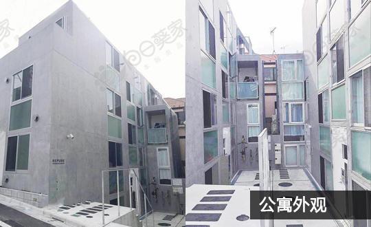 东京都世田谷区三轩茶屋公寓整栋1270万人民币