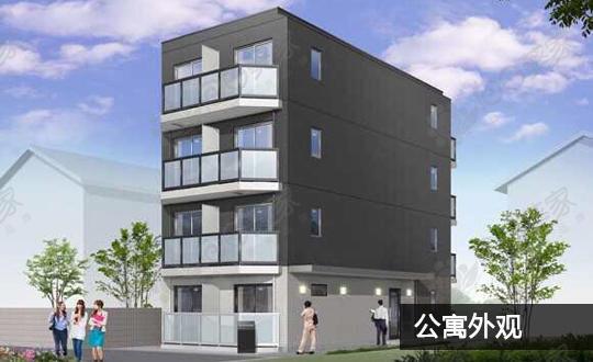 日本东京都涩谷区本町公寓整栋