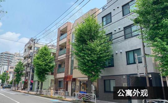 日本东京都江东区木场公寓整栋