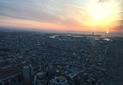 日本各都道府县的魅力度上升率排名