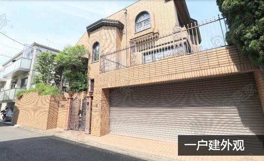 日本东京都世田谷区松原高级一户建