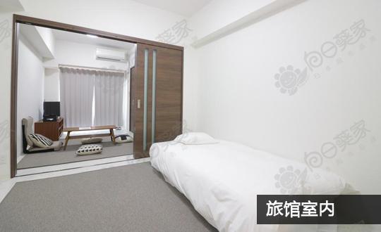 日本大阪市北区天满旅馆整栋