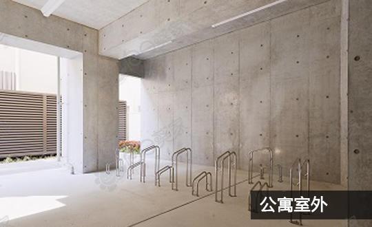 日本东京都台东区莺谷公寓整栋
