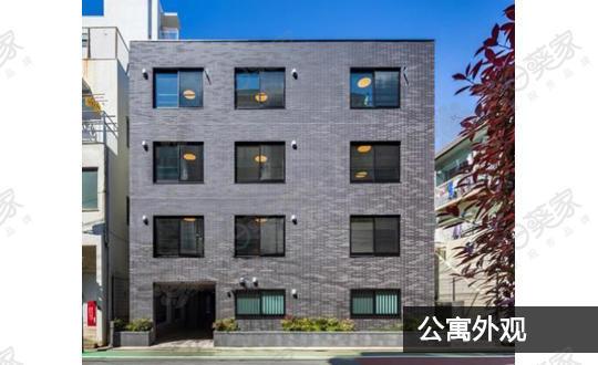 日本东京都品川区中延公寓整栋