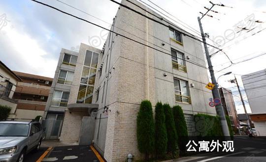 日本东京都杉并区宫前公寓整栋