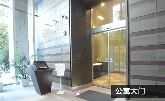 日本东京都港区芝浦公寓