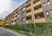 日本东京都文京区小石川公寓