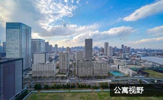日本东京都中央区晴海公寓(已售)