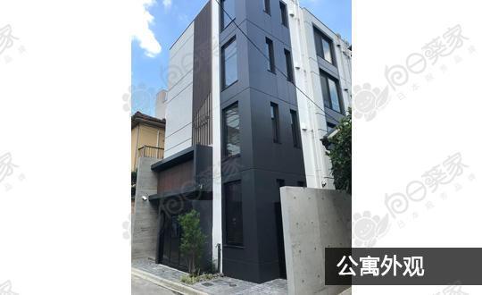 日本东京都新宿区高田马场公寓整栋